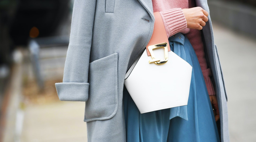 d91e4d257 This Spring 2019 Handbag Trend Will Make Every Outfit Infinitely More  Polished