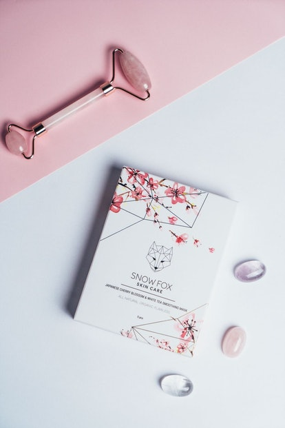 Japanese Cherry Blossom And White Tea Smoothing Mask (Box of 5)