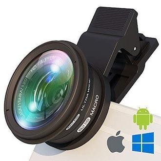 BullyEyes - Phone Camera Lens Attachment