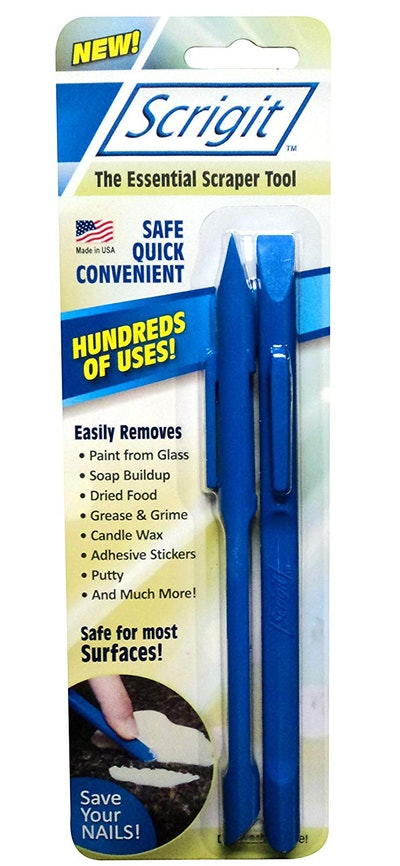 Scrigit Scraper Scratch Free Cleaning Tool (Set of 2)