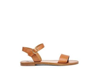 Donddi Tan Leather