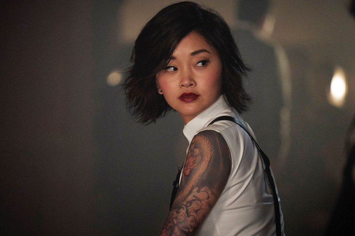 Lana Condor Serves Up Something Very Different In Syfy's 'Deadly Class'