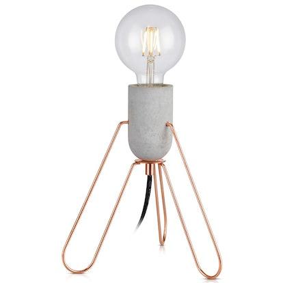 Piccola Desk Lamp Rose Gold