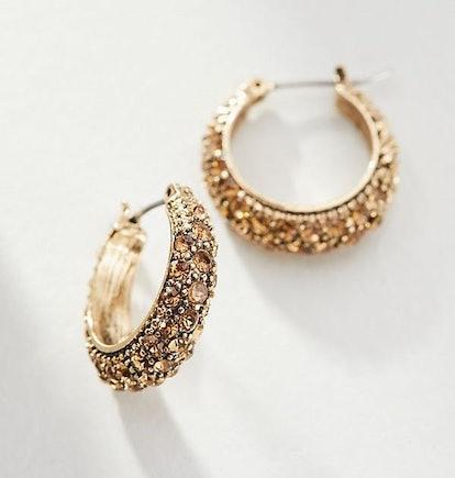 Stephanie Hoop Earrings