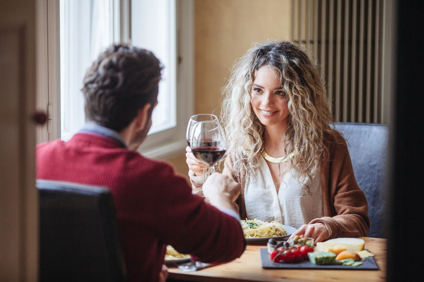 Dating second chances