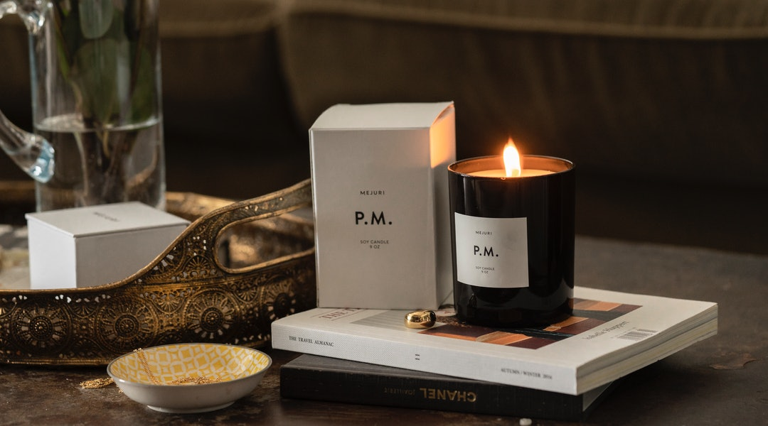 Mejuri's New Candles Are Here & They're Just As Pretty As