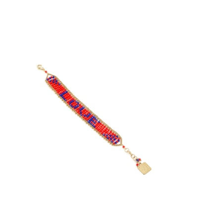 Rosantica Brazil Love Beaded Bracelet