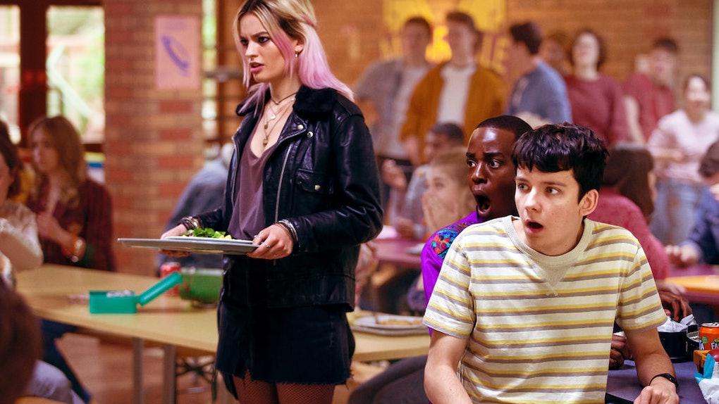 Motivos para ver la nueva serie de Netflix: Sex Education