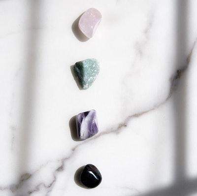 Cancer Crystal Set