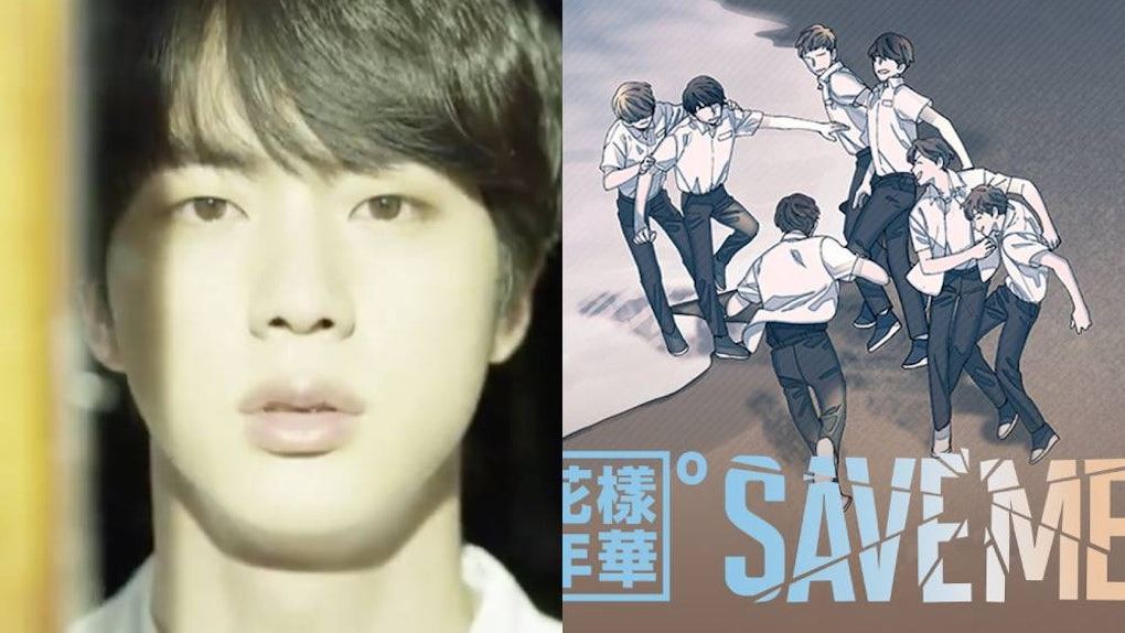 Here's How To Read BTS' Webtoon 'Save Me' To Unravel The