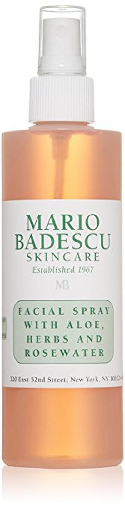 Mario Badescu Facial Spray With Aloe Herbs and Rosewater-2pk