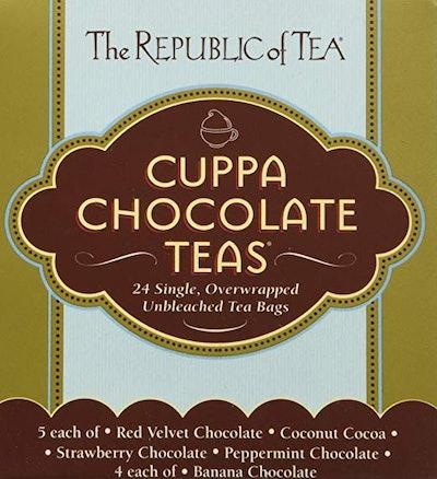 The Republic Of Tea Cuppa Chocolate Tea Assortment