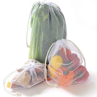 NZ Home Reusable Mesh Bags (6 Pack)
