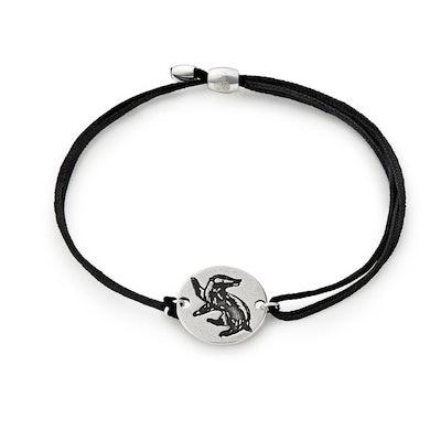 Harry Potter Hufflepuff Pull Cord Bracelet