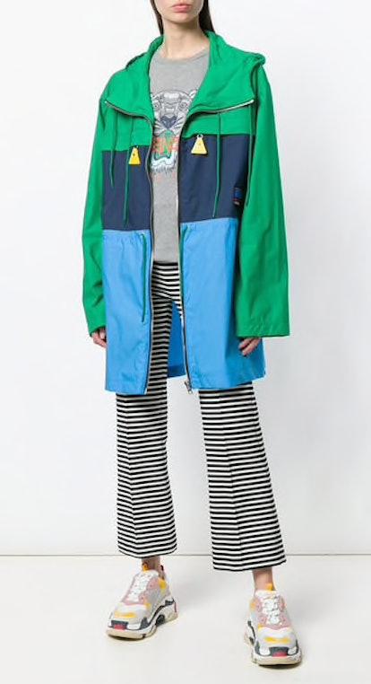 Oversized Rain Jacket