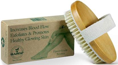 BarSF Dry Body Brush