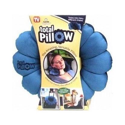 Total Pillow Microbead Portable Pillow