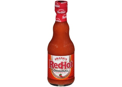 Frank's RedHot Original Red Hot Sauce – 12 oz.