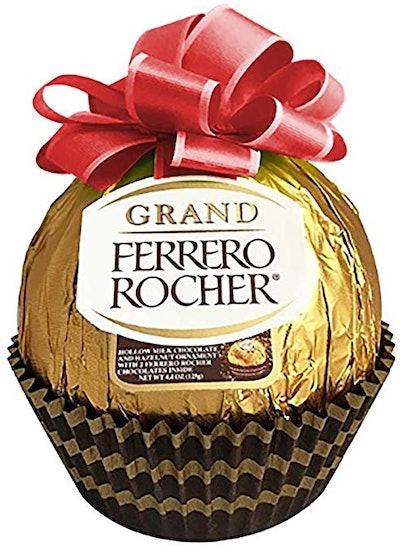 Grand Ferrero Rocher Valentines Bow