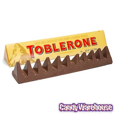 Toblerone Giant 12.6-Ounce Chocolate Bar
