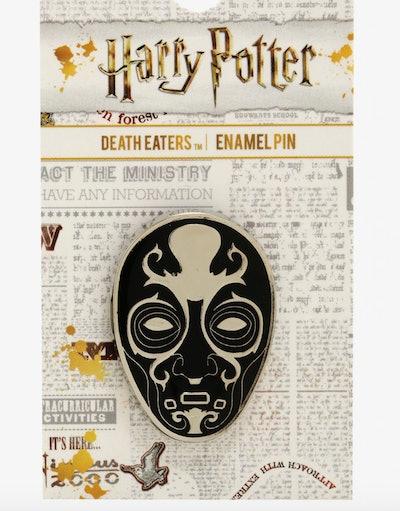 Harry Potter Death Eaters Mask Enamel Pin