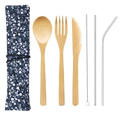 Redbean Cutlery Set (6 Pieces)