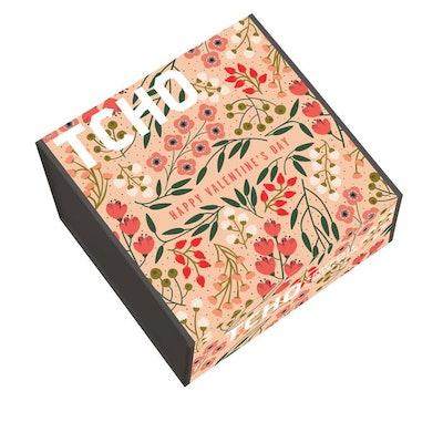 VALENTINE'S DAY FLOWERS 36X8G CHOCOLATE GIFT BOX