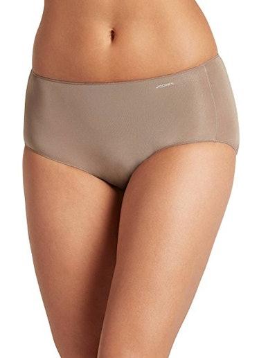 Jockey No Panty Line Promise Tactel Hip Brief (Sizes 5-9)