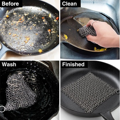 EcoComely Chainmail Scrubber