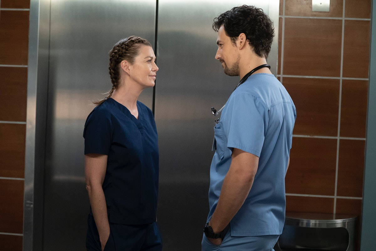 12 Iconic 'Grey's Anatomy' Elevator Scenes, From The Super Steamy To Incredibly Awkward