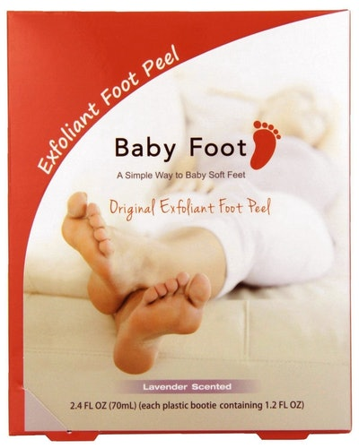 Baby Foot Lavender Scent Exfoliant Foot Peel