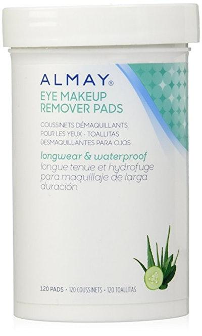 Almay Longwear & Waterproof Eye Makeup Remover Pads