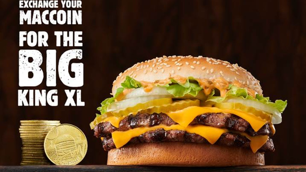 Burger King Is Offering Free Big King XL Sandwiches On