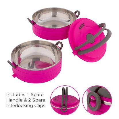 Healthy Human Portable Pet Bowls