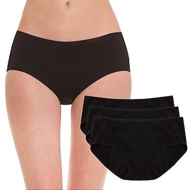 Hesta Organic Cotton Period Underwear (Sizes XS-4XL)