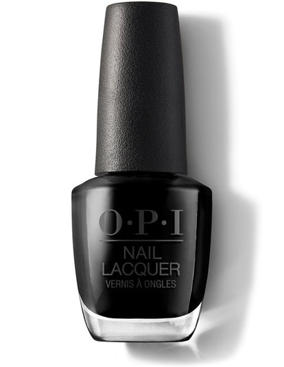 Nail Lacquer In Black Onyx