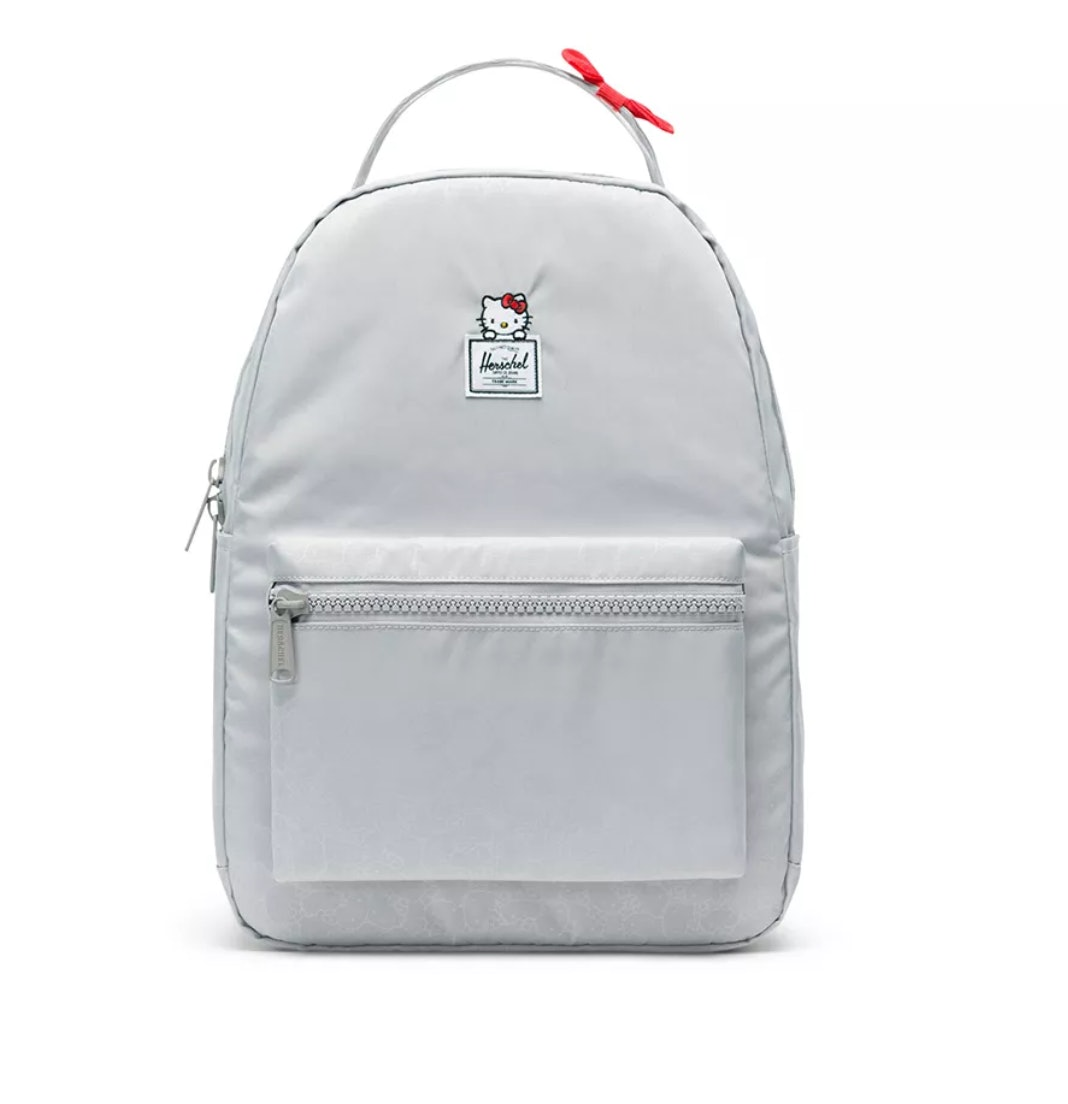 6285297a9a21 The Hello Kitty x Herschel Supply Collaboration Is Backpack   Fannypack  Purrrfection
