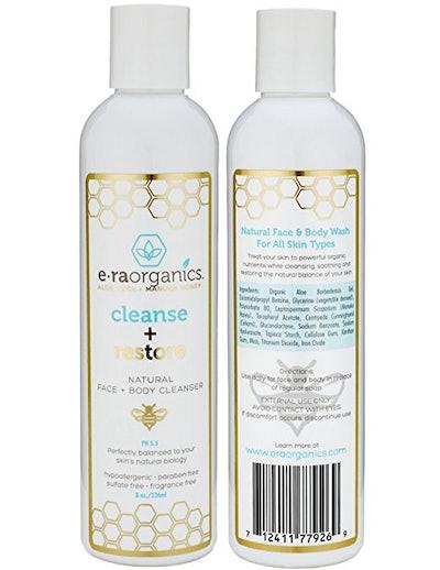 Era Organics Natural Face Wash