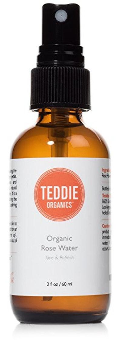 Teddie Organics Rose Water Facial Toner