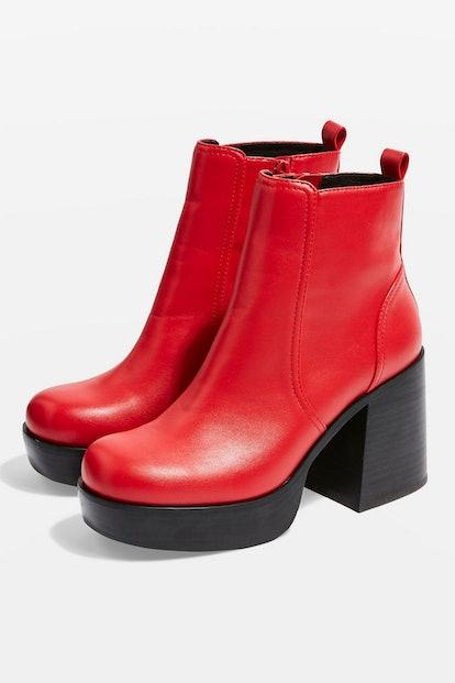 MONSTER Platform Boots
