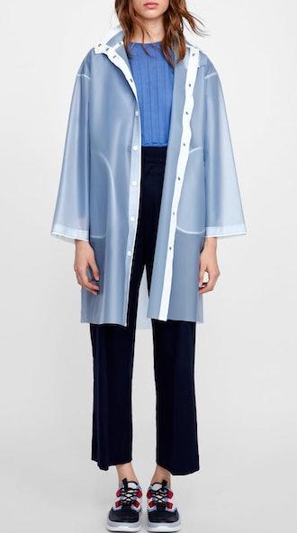 Transparent Raincoat