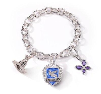 Harry Potter Ravenclaw Lumos Charm Bracelet