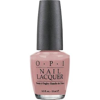 OPI Classic Nail Lacquer in Dulce de Leche