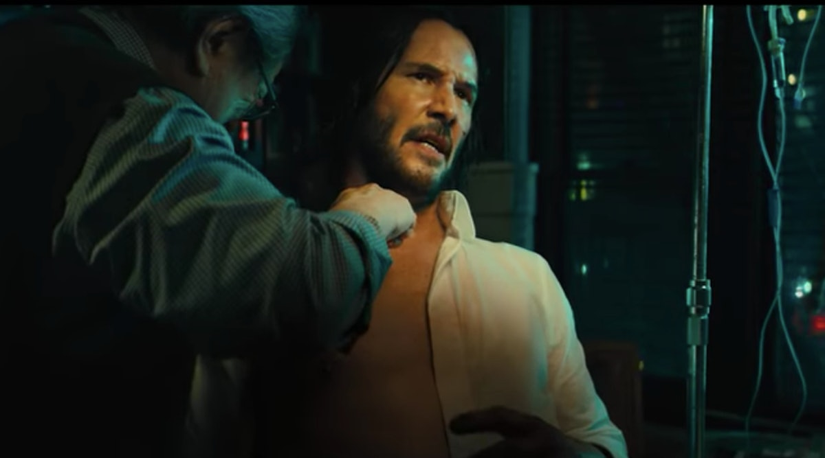 The 'John Wick 3' Trailer Shows Once Again Why You Don't Mess With Keanu Reeves' Dog — VIDEO