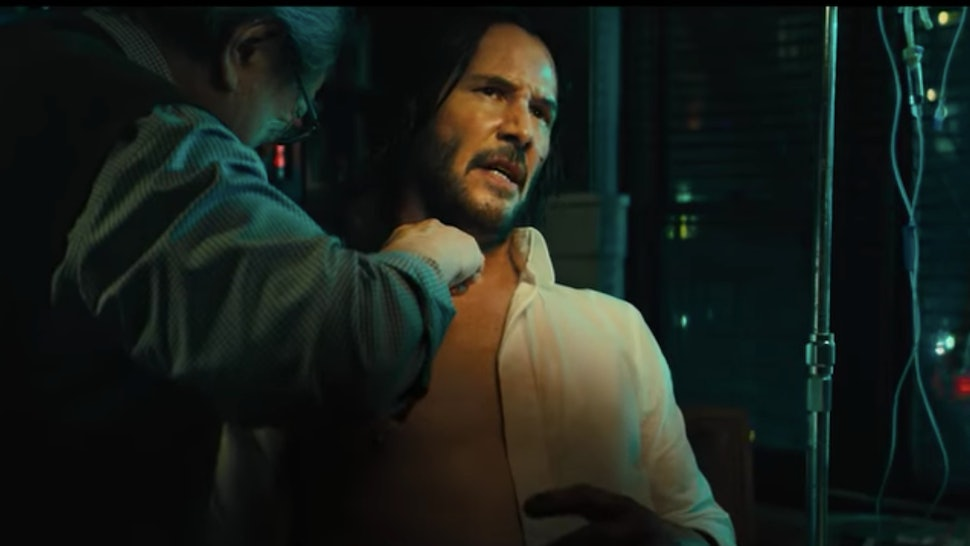 The 'John Wick 3' Trailer Shows Once Again Why You Don't Mess With