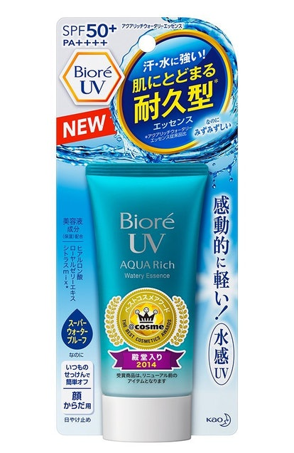 Biore UV Aqua Rich Watery Essence SPF50+