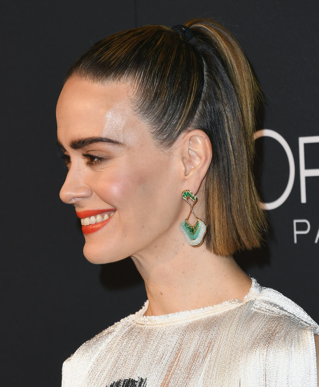 6 Ponytails For Short Hair Inspired By Kate Bosworth Yara Shahidi More