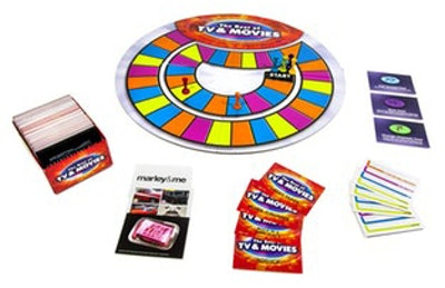 Spin Master Games: Best Of TV And Movies Board Game