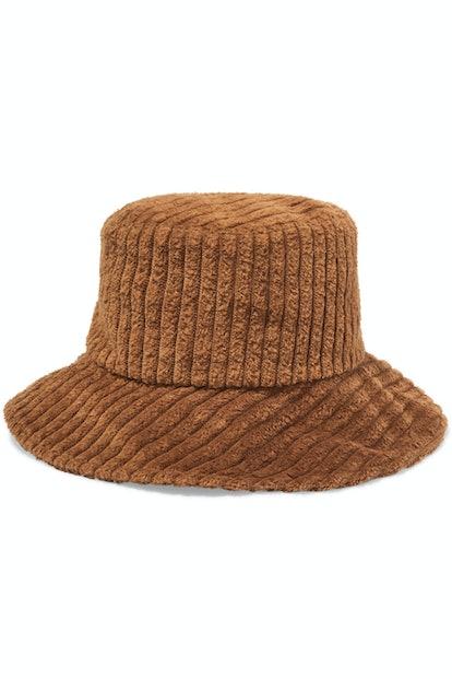 Isa Corduroy Bucket Hat