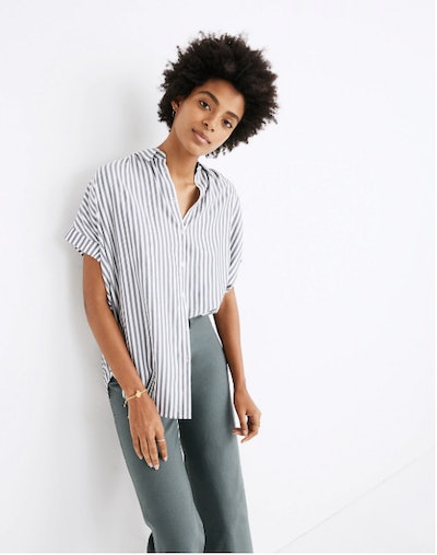 Central Shirt in Ballard Stripe